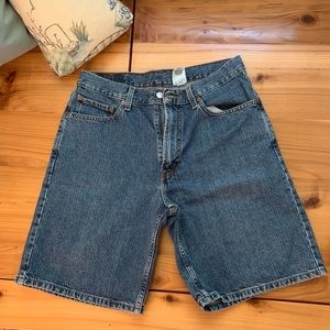 Levi's 550 relaxed short